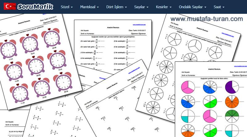 Toplama Cikarma Problemleri Indir Ilkokullar Icin Matematik