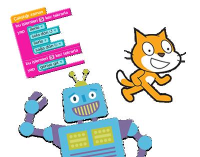 robotik kodlama etkinlikleri